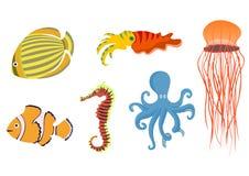 Животные моря Стоковая Фотография RF