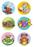 животные бесплатная иллюстрация