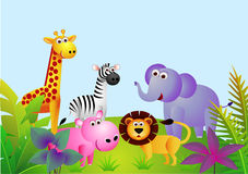 животные Стоковое Изображение RF