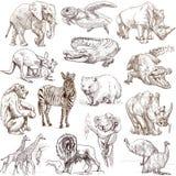 Животные 2 иллюстрация штока