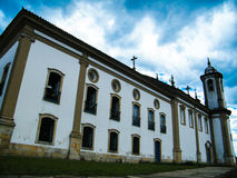 Живущая история в Ouro Preto (минах Gerais - Бразилии) Стоковое Изображение
