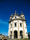 Живущая история в Ouro Preto (минах Gerais - Бразилии) Стоковая Фотография