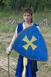Живущая история средневеково стоковое изображение rf