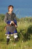 Живущая история средневеково стоковое фото