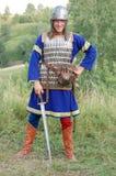 Живущая история средневеково стоковая фотография rf