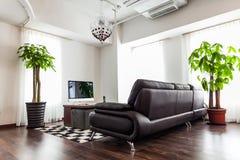 Домашний дизайн интерьера Стоковое фото RF