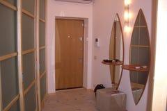 Живущая комната, красивая прихожая Стоковое Изображение RF