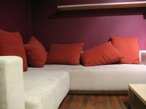 живущая комната стильная Стоковые Изображения RF