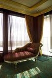 живущая самомоднейшая комната Стоковые Изображения RF