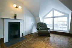 живущее викторианец комнаты Стоковая Фотография