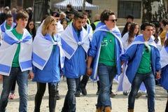 живущий марш Стоковая Фотография RF