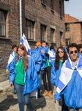 живущий марш Стоковое Изображение