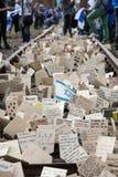 живущий марш Стоковое фото RF