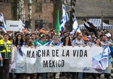 живущий марш Стоковые Фотографии RF