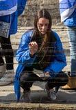 живущий марш Стоковые Фото