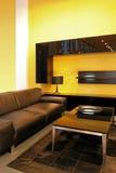 Живущий угол комнаты Стоковые Фотографии RF