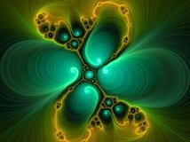 жидкостная звезда Стоковые Фотографии RF