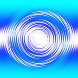 жидкостная свирль Стоковая Фотография RF