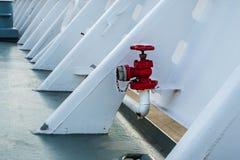 Жидкостный огнетушитель Стоковые Изображения RF