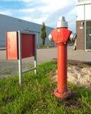 жидкостный огнетушитель Стоковое Изображение