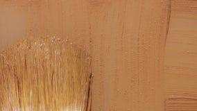 Жидкостный smudge текстуры учреждения с щеткой Стоковое Изображение