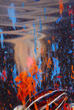 жидкость абстрактного искусства Стоковое Изображение RF