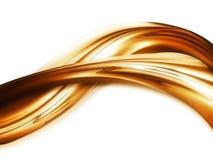 жидкость золота бесплатная иллюстрация