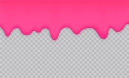 Жидкость югурта сметанообразная или предпосылка выплеска melt молока пропуская Белая текстура подачи выплеска или мороженого моло Стоковая Фотография