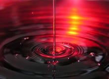 жидкость Стоковое Изображение RF
