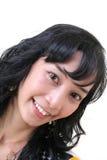 жизнерадостная девушка Стоковые Фотографии RF