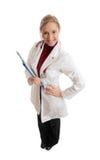 жизнерадостное медицинское соревнование доктора стоковые фотографии rf