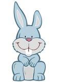 жизнерадостный вектор иллюстрации зайцев Стоковая Фотография RF