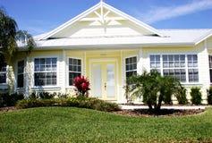 жизнерадостный дом Стоковое Изображение RF