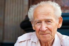жизнерадостный старший человека Стоковые Изображения RF
