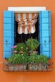 Жизнерадостное окно Стоковое Изображение RF