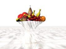 жизнерадостные плодоовощи плодоовощ смешали Стоковое Фото