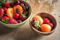 жизнерадостные плодоовощи плодоовощ смешали стоковые изображения