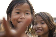 Жизнерадостные дети Стоковое фото RF