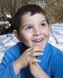 Жизнерадостный ребенок Стоковое Изображение RF