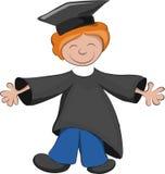 Жизнерадостный студент школьника Стоковые Фото