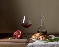 жизни сбор винограда все еще Стоковая Фотография RF