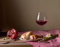 жизни сбор винограда все еще Стоковая Фотография