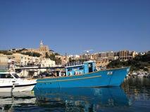 Жизнь воды в среднеземноморском Стоковые Изображения