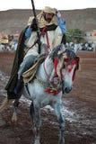 Жизнь в пустыне Алжире стоковая фотография rf