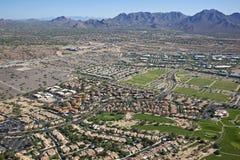 Жизнь в северном Scottsdale Стоковое фото RF