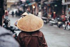 Жизнь в Ханое Стоковое фото RF