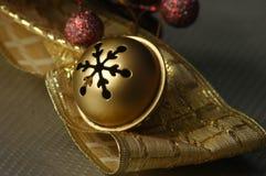 жизнь золота рождества все еще Стоковое Фото