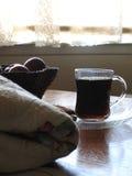 жизнь кофе все еще Стоковая Фотография RF