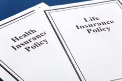 жизнь медицинской страховки Стоковая Фотография RF