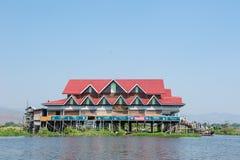 Жизнь Мьянмы Стоковые Изображения RF